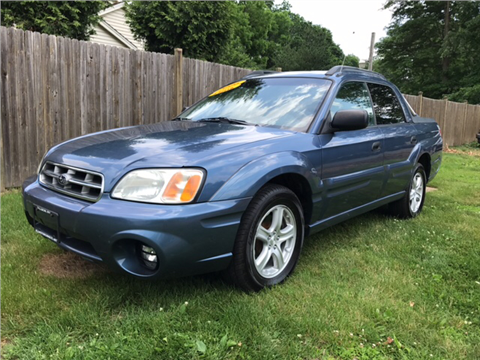 2006 Subaru Baja for sale in Tillson, NY
