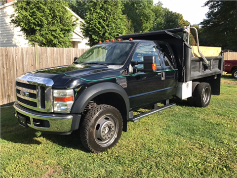 2008 Ford f550 for sale in Tillson, NY