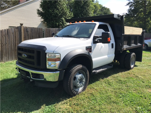 2009 Ford F-550 for sale in Tillson, NY