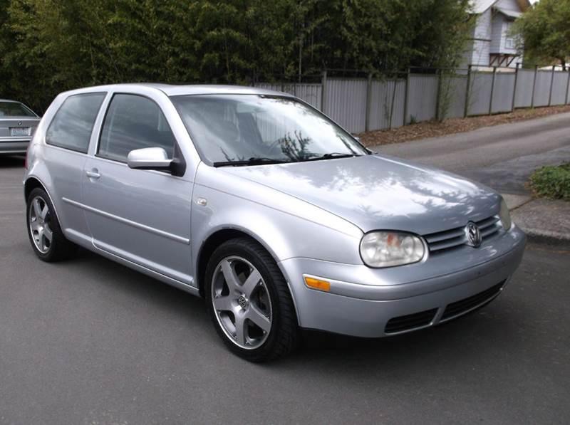 2003 Volkswagen GTI 2dr 1.8T Turbo Hatchback - Kirkland WA