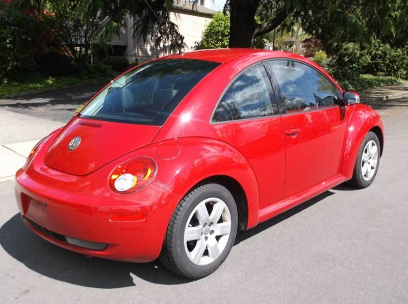 2007 Volkswagen New Beetle 2.5 2dr Hatchback (2.5L I5 6A) - Kirkland WA