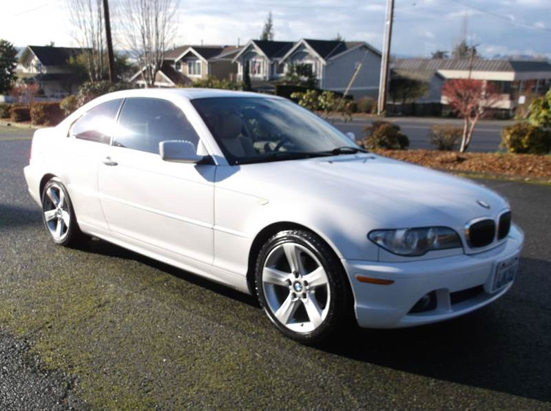 2006 BMW 3 Series 325Ci 2dr Coupe - Kirkland WA