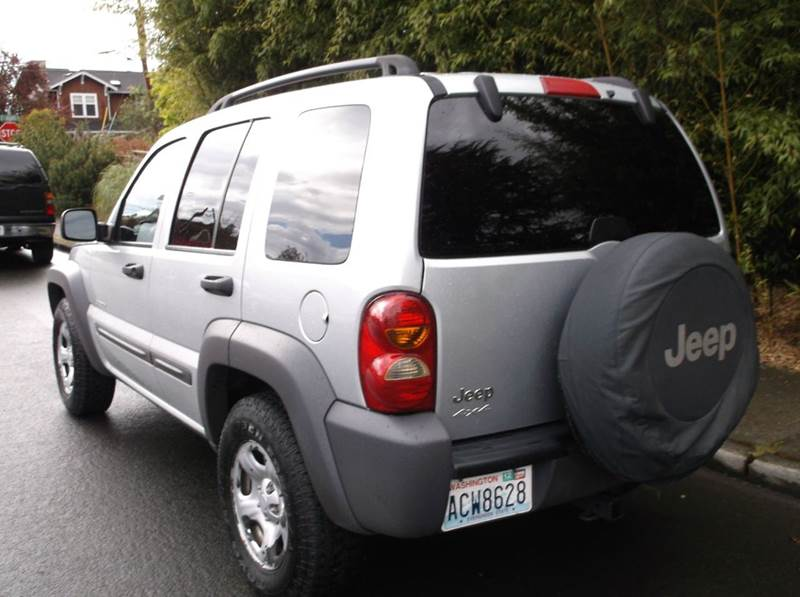 2004 Jeep Liberty Sport 4dr 4WD SUV - Kirkland WA