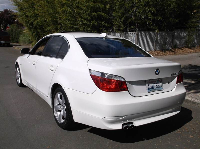2006 BMW 5 Series 525i 4dr Sedan - Kirkland WA