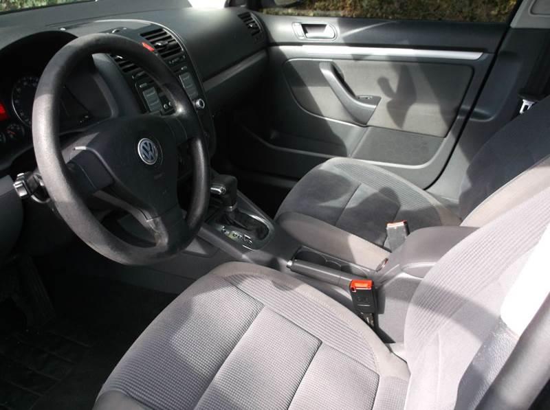 2007 Volkswagen Jetta 4dr Sedan (2.5L I5 6A) - Kirkland WA