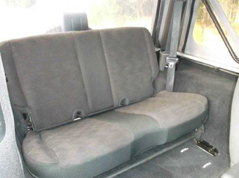 2005 Jeep Wrangler Sport 4WD 2dr SUV - Kirkland WA
