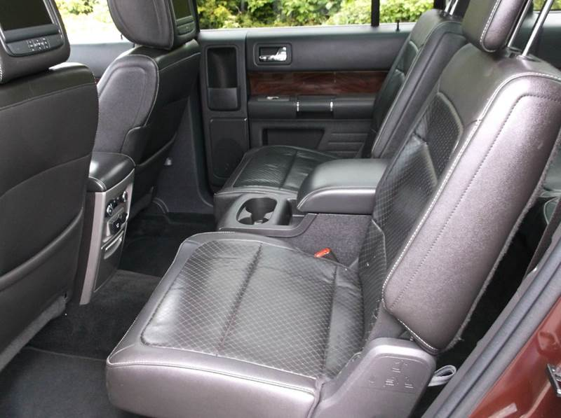 2010 Ford Flex AWD Limited 4dr Crossover - Kirkland WA