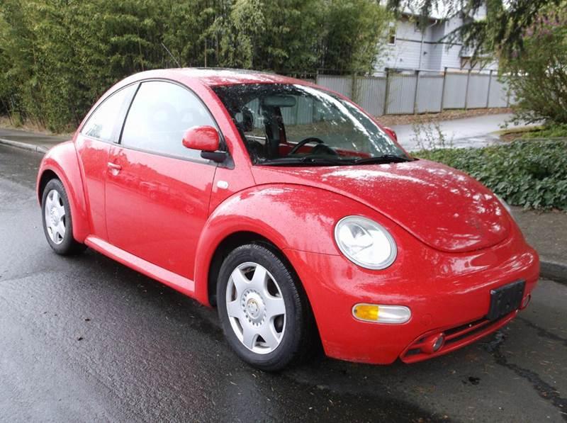 2000 Volkswagen New Beetle 2dr GLS 1.8T Turbo Hatchback - Kirkland WA