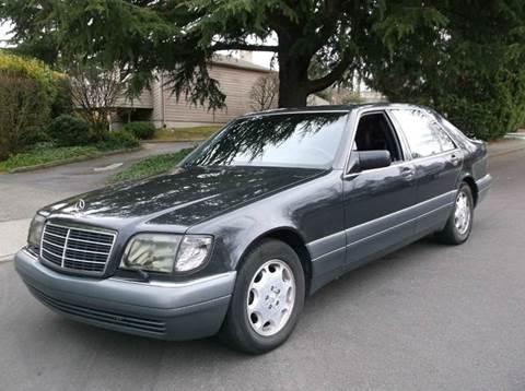 1995 Mercedes-Benz S-Class for sale in Kirkland, WA