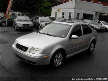 2004 Volkswagen Jetta for sale in Reading PA