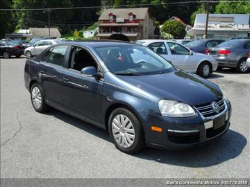 2010 Volkswagen Jetta for sale in Reading PA