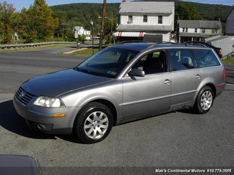 2003 Volkswagen Passat for sale in Reading PA