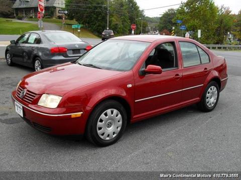 2005 Volkswagen Jetta for sale in Reading PA