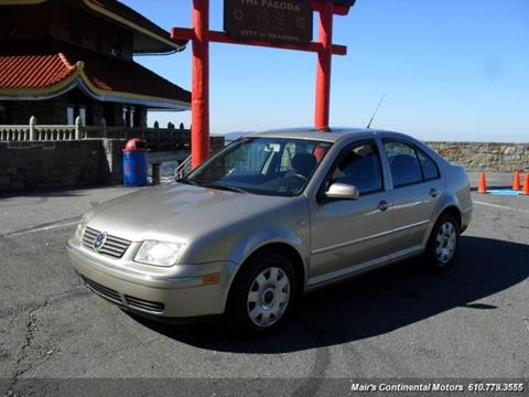 2005 Volkswagen Jetta for sale in Reading, PA