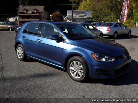 2016 Volkswagen Golf for sale in Reading, PA