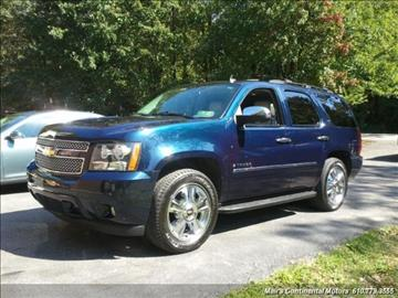 2009 Chevrolet Tahoe for sale in Reading PA