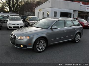 2008 Audi A4 for sale in Reading PA