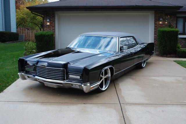 Sedan Lincoln Continental Yorkville, IL