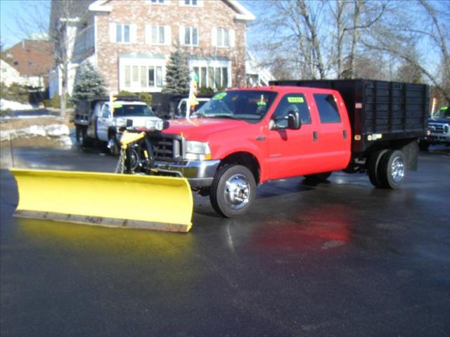 2004 Ford SUPER DUTY F450