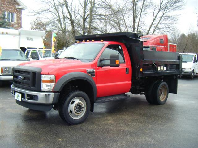 2010 Ford F-550 Super Duty