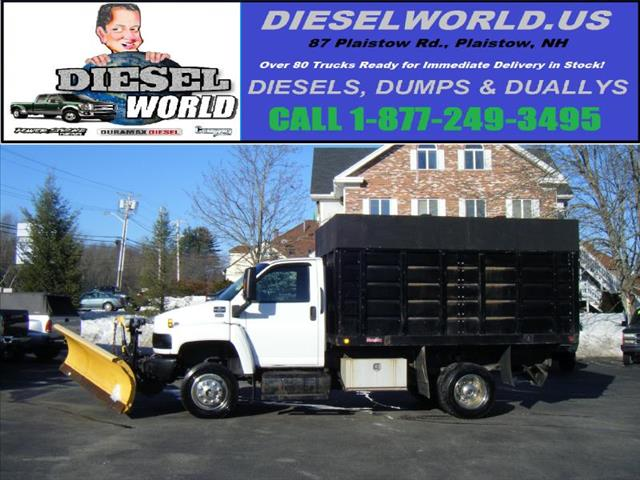 Used chevrolet c4500 for sale for Pine tree motors ephrata pa