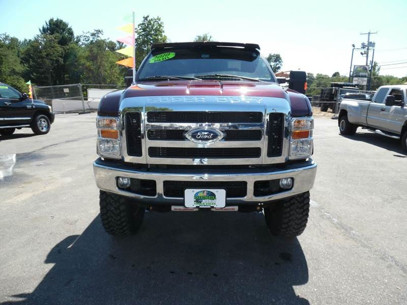 2010 Ford F-350 Super Duty