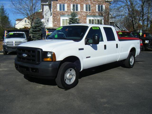 2006 FORD F-250 Super Duty