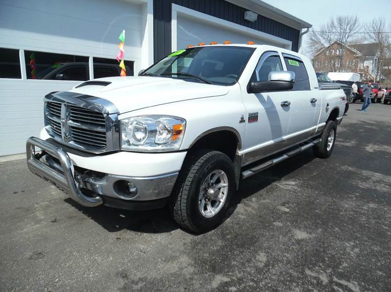 2007 dodge ram pickup 2500 laramie 4dr mega cab 4wd sb in plaistow nh diesel world truck sales. Black Bedroom Furniture Sets. Home Design Ideas