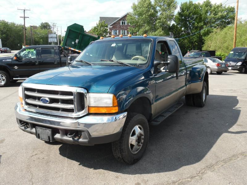 2000 Ford F-350 Super Duty