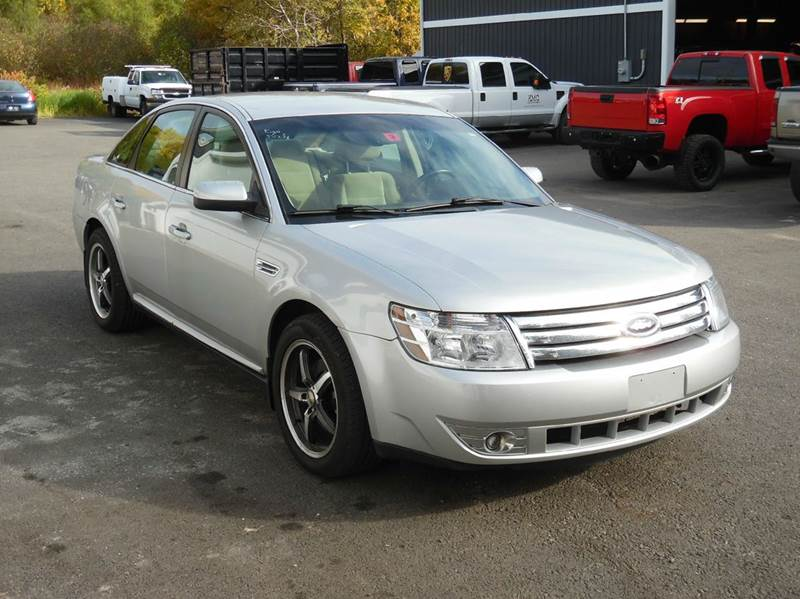 2009 ford taurus sel 4dr sedan in plaistow nh diesel world truck sales. Black Bedroom Furniture Sets. Home Design Ideas
