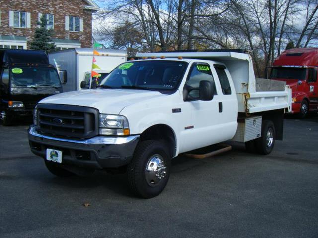 2004 FORD SUPER DUTY F350