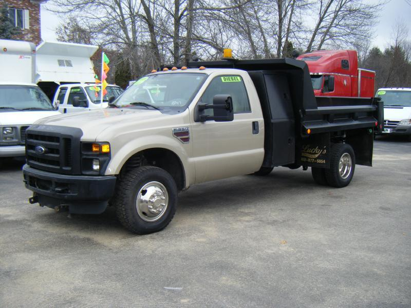 2008 FORD SUPER DUTY F350
