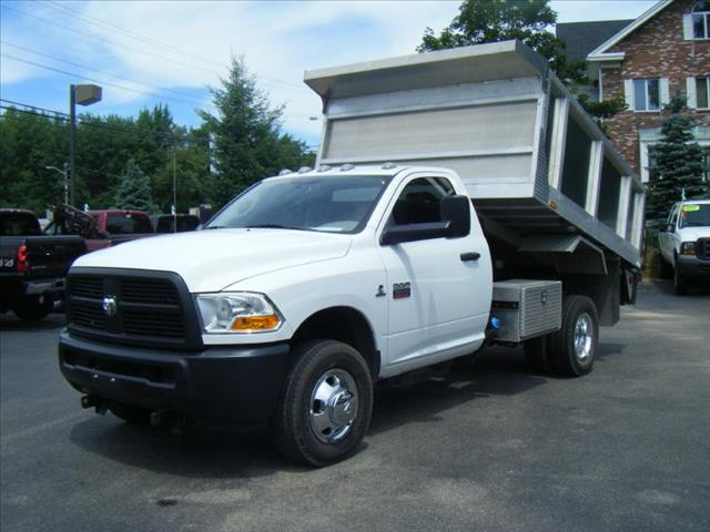 2012 DODGE Ram Chassis 3500