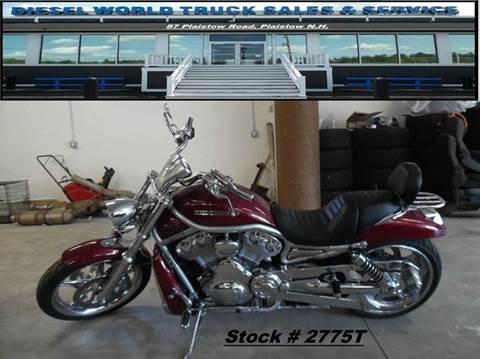 2006 Harley-Davidson VRSCA for sale in Plaistow, NH