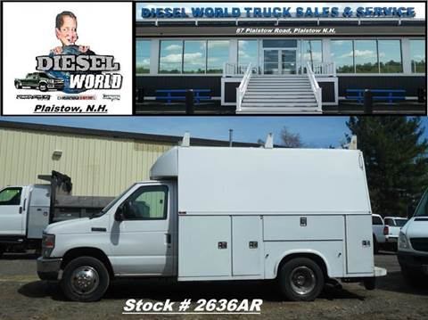 2009 Ford E-Series Chassis for sale in Plaistow, NH