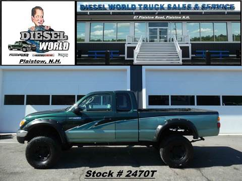 2004 Toyota Tacoma for sale in Plaistow, NH