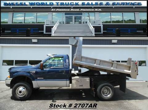 2004 Ford F-350 Super Duty for sale in Plaistow, NH