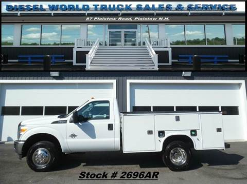 2011 Ford F-350 Super Duty for sale in Plaistow, NH