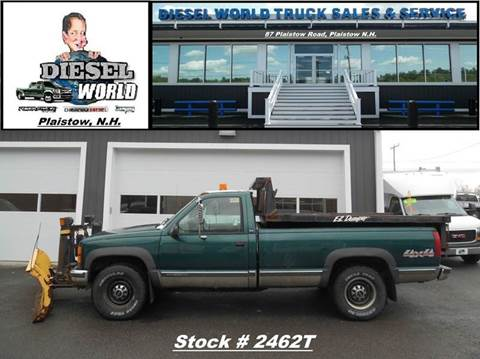 2000 GMC C/K 2500 Series for sale in Plaistow, NH