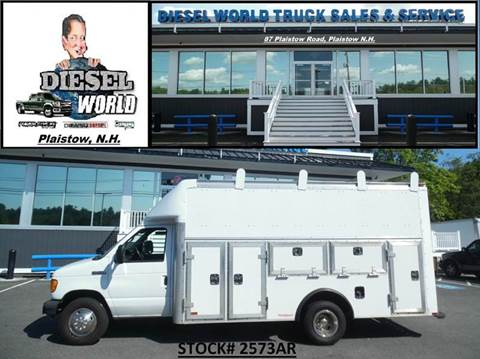 2006 Ford E-450 for sale in Plaistow, NH