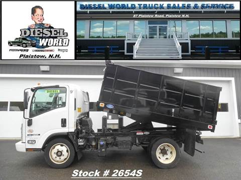 2012 Isuzu NRR for sale in Plaistow, NH