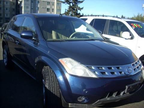 2005 Nissan Murano for sale in Seattle, WA