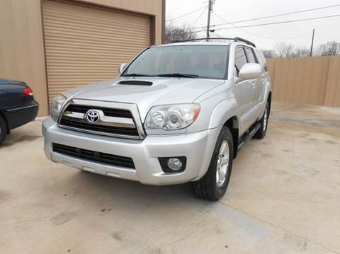 Road Runner Auto Sales Taylor >> 2007 Toyota 4Runner For Sale - Carsforsale.com