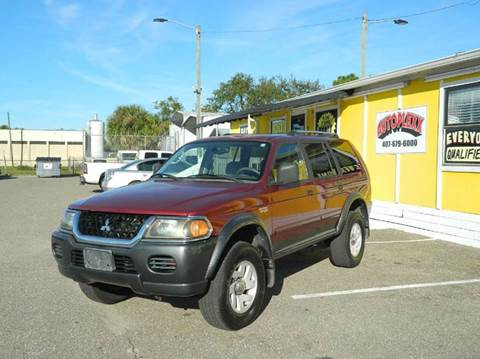 2002 Mitsubishi Montero Sport for sale in Orlando, FL