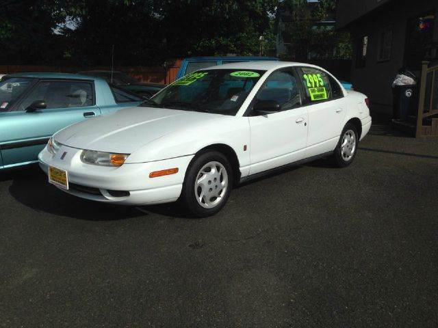 2002 Saturn S Series Sl2 4dr Sedan In Washougal Wa