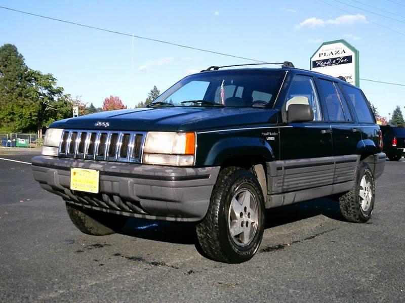 Used 1994 Jeep Grand Cherokee Laredo For Sale - CarGurus