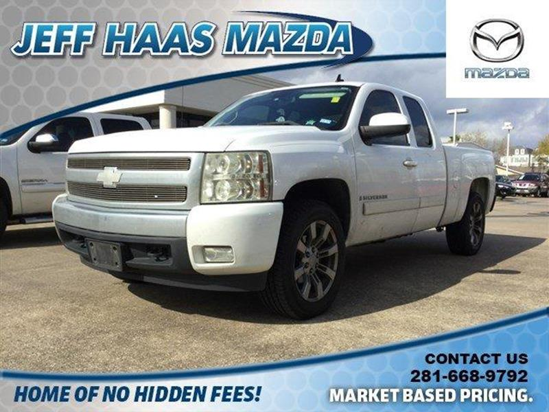 2008 chevrolet silverado 1500 for sale in houston tx. Black Bedroom Furniture Sets. Home Design Ideas