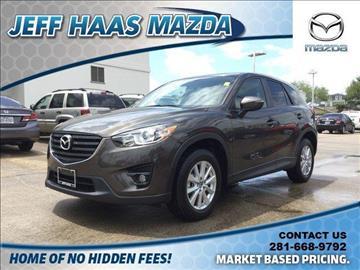 2016 Mazda CX-5 for sale in Houston, TX