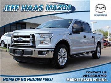 2015 Ford F-150 For Sale Houston, TX - Carsforsale.com