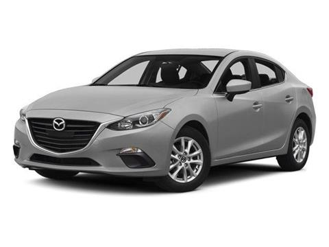 2014 Mazda MAZDA3 for sale in Houston, TX